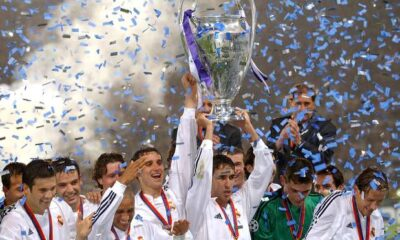 Real Madrid campione d'Europa 2002