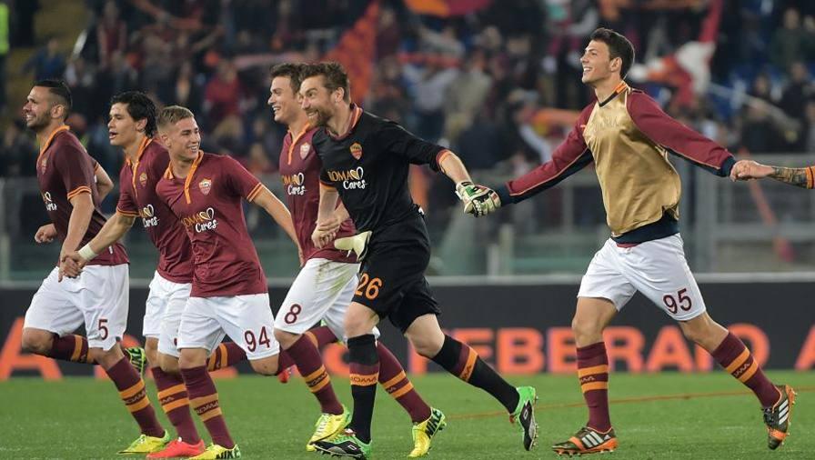 Roma - Atalanta 3-1 pagelle