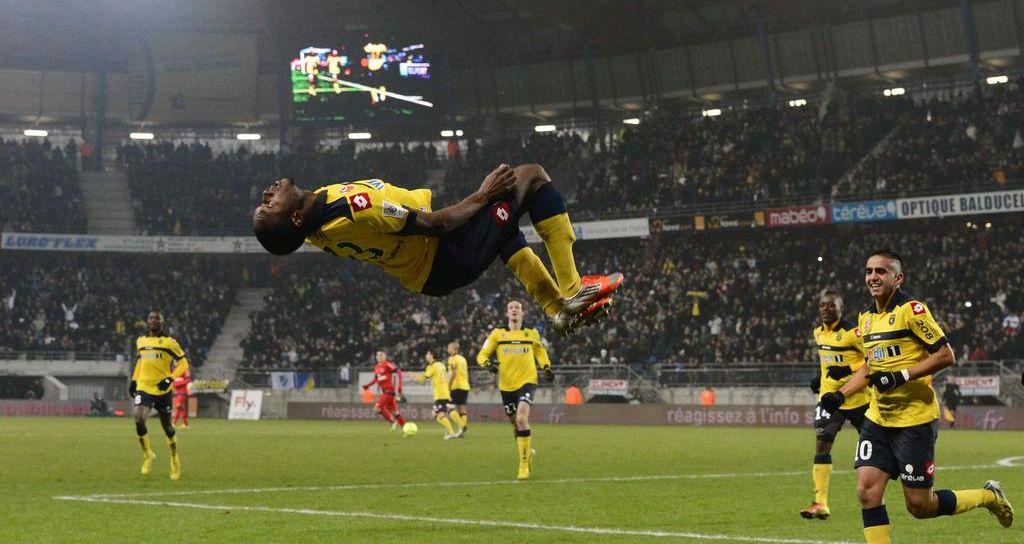 Continua la serie positiva del Sochaux che vince a Rennes.