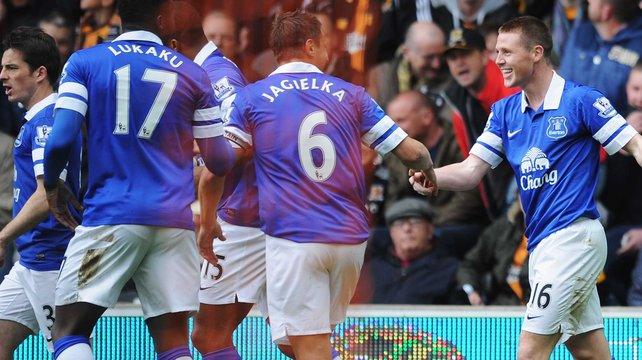 Everton in Europa League