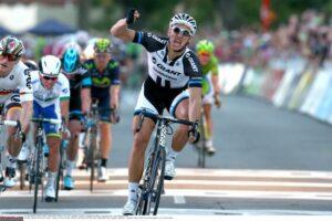 Marcel Kittel, vincitore di tre tappe al Tour de France 2014