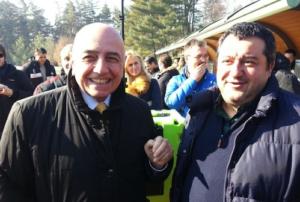 galliani raiola incontro balotelli calciomercato milan