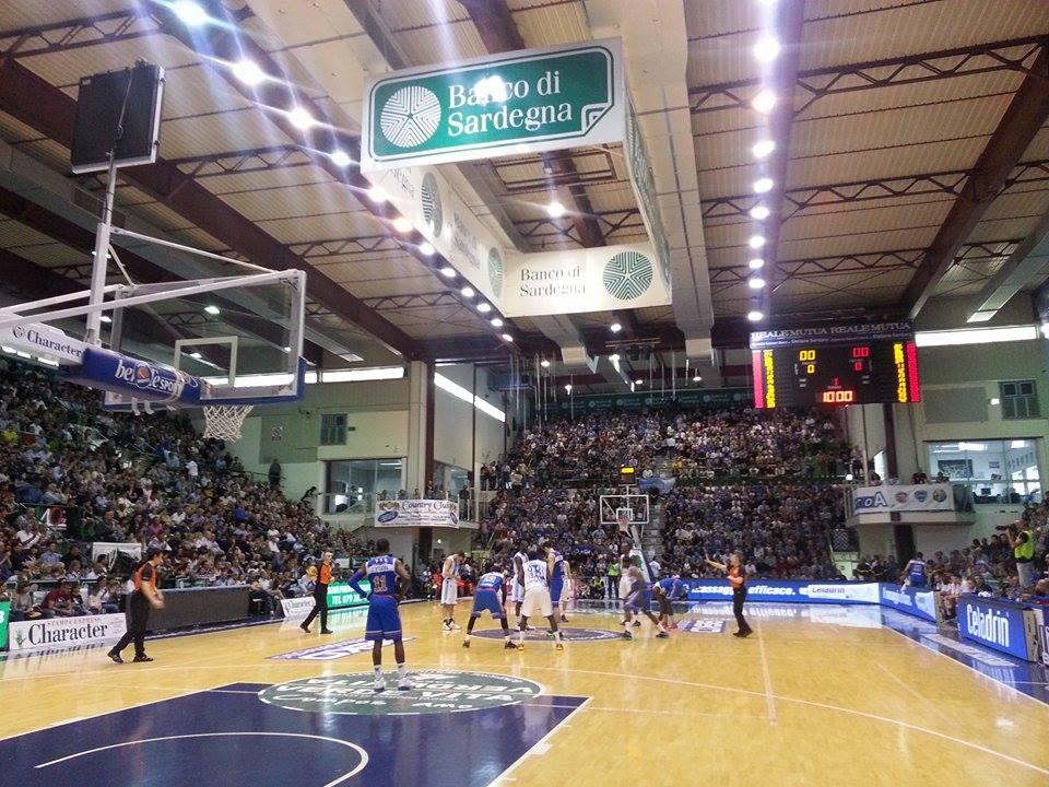 Dinamo Sassari-Enel Brindisi 97-78