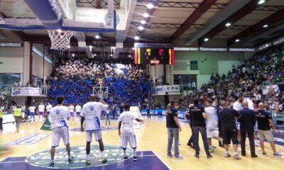 Sassari-Brindisi, gara 2 playoff