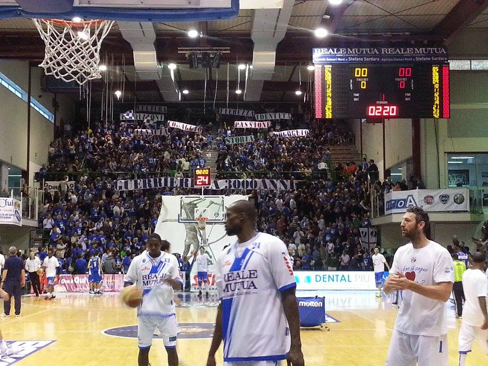 Dinamo Sassari-Enel Brindisi 75-73