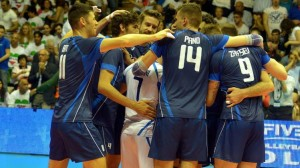 L'Italia del volley batte 3-0 l'Iran nella World League