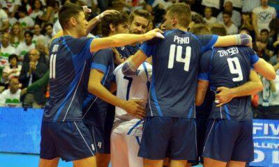 L'Italia del volley batte 3-0 l'Iran nella World League