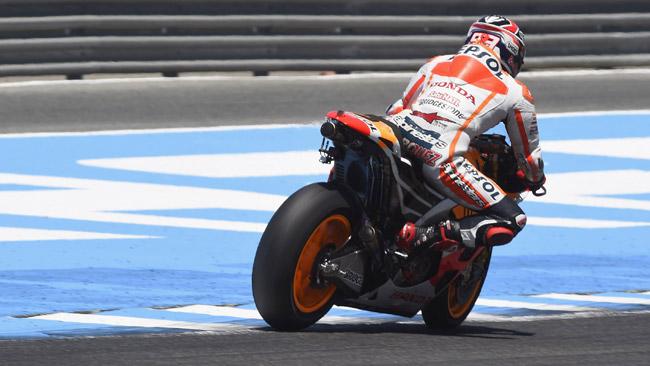 Marquez, Le Mans
