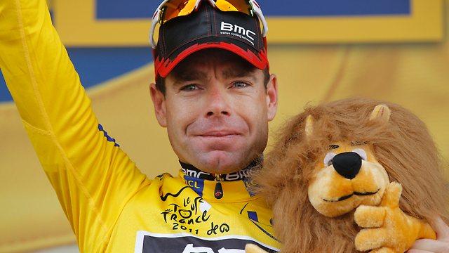Cadel Evans ha perso la leadership del Giro