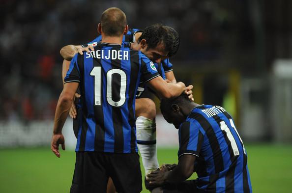 Sneijder, Pallone d'Oro mancato