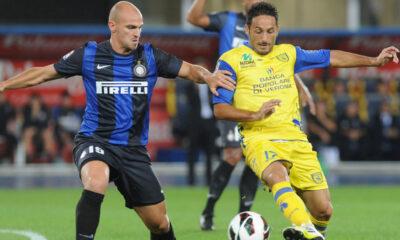 Il Chievo beffa l'Inter nell'ultima giornata di campionato.