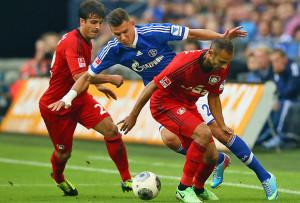 Duello a distanza tra Schalke e Leverkusen per il terzo postoDuello a distanza tra Schalke e Leverkusen per il terzo posto