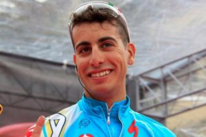 Fabio Aru ha vinto la 15a tappa del Giro d'Itali