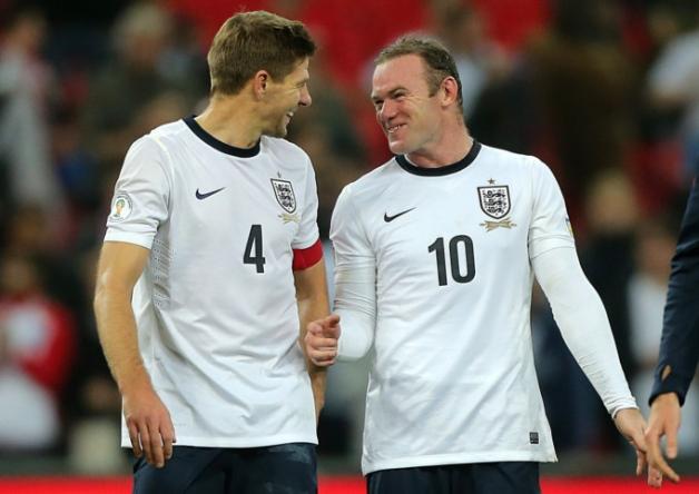 Rooney e Gerrard sono chiamati a dare la scossa all'Inghilterra contro l'Uruguay