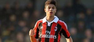 Hachim Mastour, baby fenomeno del Milan