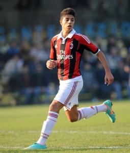 Hachim Mastour, talentino del Milan