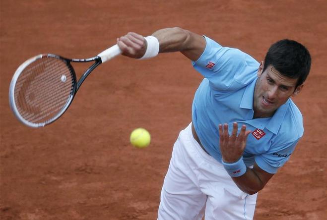 Djokovic vince nel terzo turno del Roland Garros