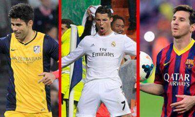 Liga da decidere tra Atletico, Barcellona e Real Madrid