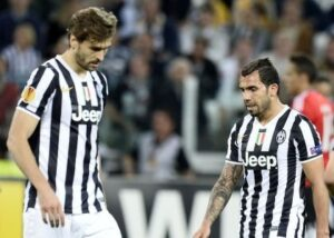 Llorente e Tevez, nuove stelle della nostra serie A Juventus