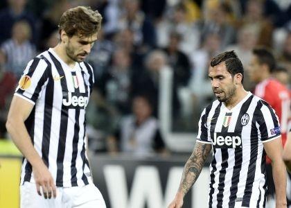 Llorente e Tevez, nuove stelle della nostra serie A Juventus nella stagione di fantacalcio