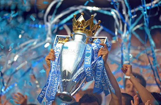 Manchester City campione d'Inghilterra 2013-2014