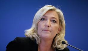 Europarlamento: Marine Le Pen, leader le Front National