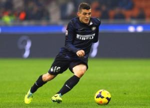 Mateo Kovacic, stella del centrocampo dell'Inter