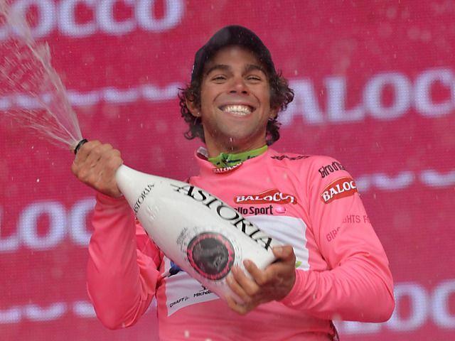 Giro: Matthews. attuale maglia rosa al Giro d'Italia