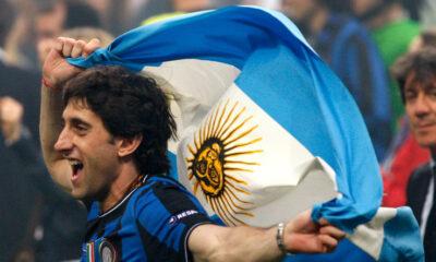 Milito torna in Argentina
