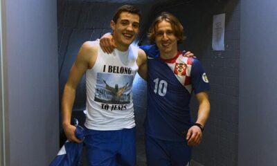 Modric e Kovacic, le stelle della Croazia