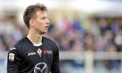 Norberto Neto, portiere della Fiorentina