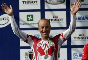 Svein Tuft, prima Maglia Rosa del Giro d'Italia 2014