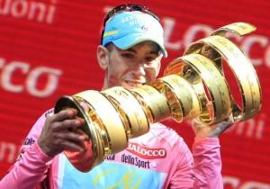 Vincenzo Nibali, vincitore Giro d'Italia 2013