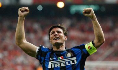 Zanetti, eterno Capitano dell'Inter