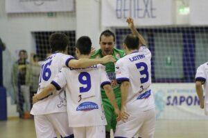 Calcio a 5: L'Acqua e Sapone festeggia il successo in gara-1