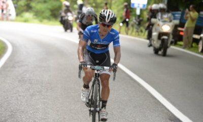 Julian Arredondo ha conquistato la diciottesima tappa del Giro d'Italia