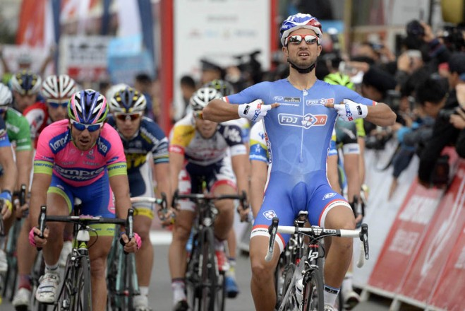 Nacer Bouhanni concede il bis alla Vuelta