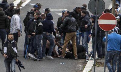 La vergogna prima di Napoli-Fiorentina