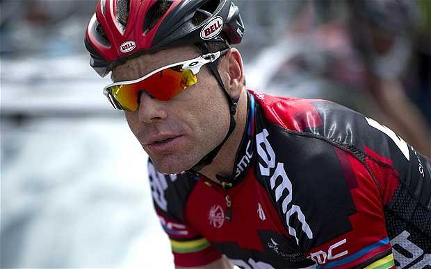 Cadel Evans, il Giro entra nel vivo