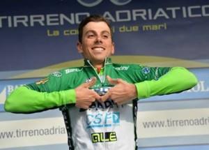 Marco Canola vince la 13esima tappa del Giro