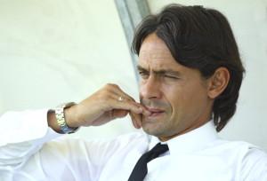 Inzaghi, nuovo allenatore del Milan 2014-2015
