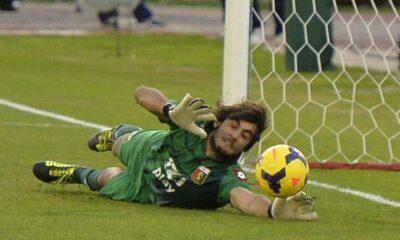 Mattia Perin, portiere della top eleven di Serie A