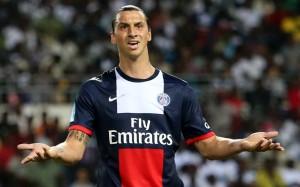 Zlatan Ibrahimovic, asso svedese e simbolo del concentrato di tecnica e fisicità del PSG