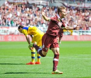 Torino-Parma 1-1: Ciro Immobile sale a quota 22 gol in stagione