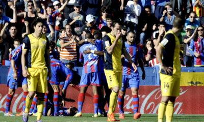 Levante-Atletico 2-0