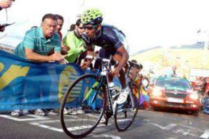 Nairo Quintana, la nuova maglia rosa del Giro d'Italia