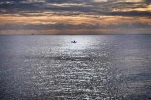Il mare di Napoli: per gli inglesi forse un'invidia del pene mai sopita
