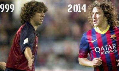 Dopo 15 anni di Barcellona lascia il calcio giocato Carles Puyol.