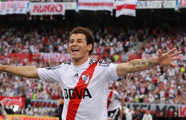 Rodrigo Mora, River Plate