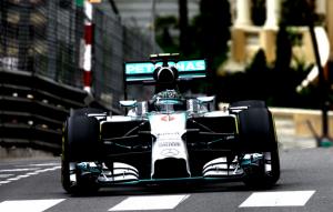 Nico Rosberg vince il Gp di Monaco e sale in testa al Mondiale